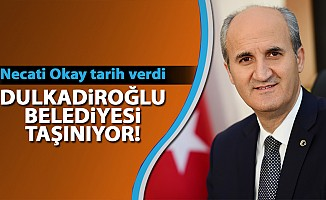 Okay tarih verdi, Dulkadiroğlu Belediyesi taşınıyor!