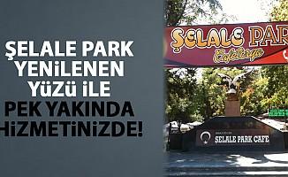 Şelale Park yenilenen yüzü ile hizmete devam edecek!