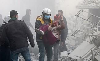 Suriye'de, 20'si çocuk 167 kişi öldü!