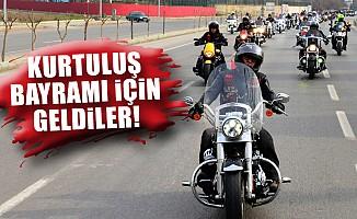 Türk Chopper Kurtuluş Bayramı için geldi!