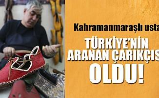 Türkiye'nin aranan çarıkçısı oldu!
