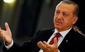 Cumhurbaşkanı Erdoğan'dan İstiklal Marşı Çıkışı