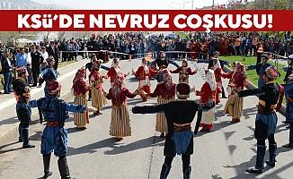 KSÜ'de Nevruz coşkusu!