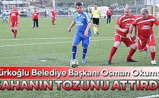 Veteranlar Türkoğlu'nda Buluştu!