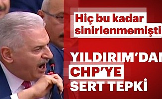 BaşbakanBinali Yıldırım'danCHP'ye sert tepki!