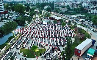 Büyükşehir'den Elbistan'da İftar Programı
