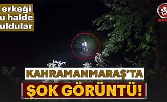 Kahramanmaraş'ta aksiyon filmlerini aratmayan kurtarma operasyonu!