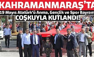 Kahramanmaraş'ta coşkulu kutlama!