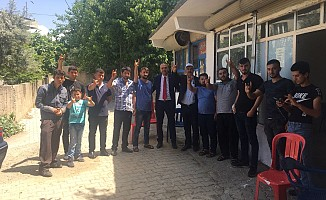 """Mustafa Pehlivan, """"Cumhur ittifakının başarıya ulaşması için çalışıyoruz"""""""