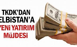TKDK'dan Elbistan'a Yeni Yatırım Müjdesi