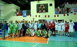 Türkoğlu Belediyesi Şampiyon oldu!