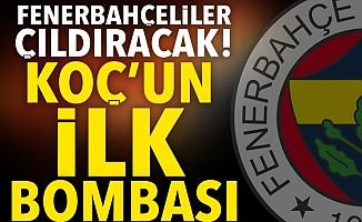 Fenerbahçe'de müthiş iddia! Ali Koç'un sürprizi