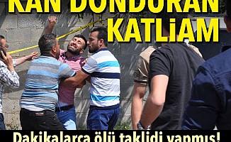 Gaziantep'te damat dehşet saçtı! 2 ölü