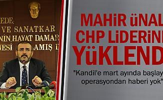 """""""Kandil'e mart ayında başlayan operasyondan haberi yok"""""""