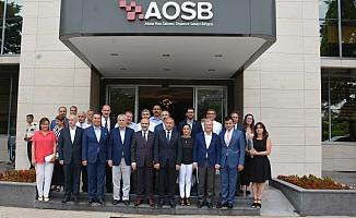 Adana İl İstihdam Kurulu, AOSB'de toplandı