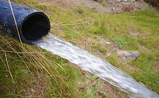 Kızık'ta Su Sorunu Çözülüyor
