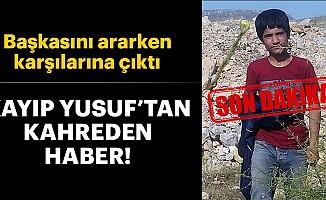 Silvan'da Kaybolan 15 Yaşındaki Çocuğun Cesedi Bulundu - KayıpYusuf YılmazBöyle Bulundu