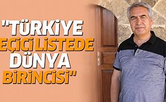 """""""Türkiye geçici listede dünya birincisi"""""""