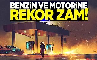 Akaryakıta ÖTV zammı
