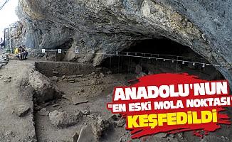 """Anadolu'nun """"En Eski Mola Noktası"""" Keşfedildi"""