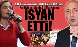 CHPParti Meclisi'nde Canan Kaftancıoğlu krizi