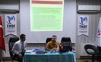Halk Oyunları 2.Kademe Antrenörlük İntibak Kursları Devam Ediyor