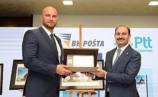Türk Ürünleri Bosna Hersek'e Ptt'nin E-Ticaret Kanalı İle Ulaşacak