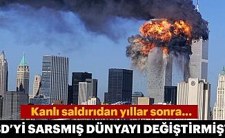 Dünyada Değişime Neden Olan Saldırı:11 Eylül