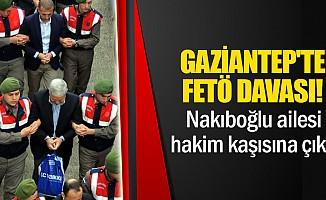 Gaziantep'te FETÖ davası!