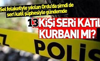Ordulu seri katil Mehmet Ali Çayıroğlu'nun kurban sayısı 13'e çıktı!