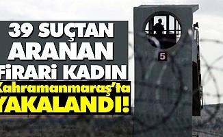 39 Suçtan sabıkalı kadın yakalandı!