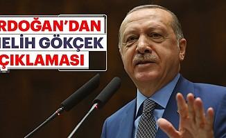 Başkan Erdoğan'danMelih Gökçek açıklaması!