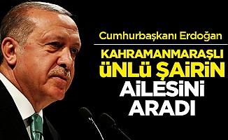 Cumhurbaşkanı Erdoğan'dan taziye telefonları