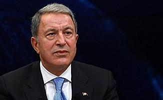 """Milli Savunma Bakanı: """"FETÖ metre çalışmaları hızlandırdı"""""""