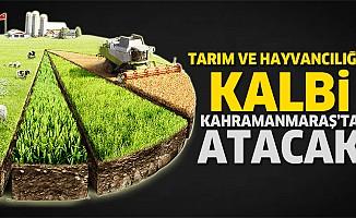 Tarım sektörünün kalbi bu fuarda atacak!