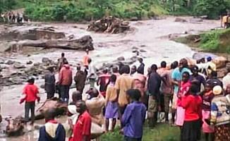 Uganda'da heyelan: 31 kişi öldü