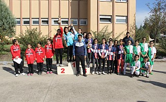 2018-2019 Okul Sporları Sezonu Kros İle Başladı