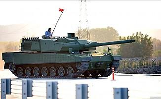 Altay Tankının Seri Üretim Sözleşmesi İmzalandı