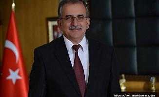 Andırın Belediye Başkanı Baki Tezcan'dan kandil mesajı