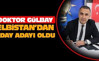 Doktor Gülbay Elbistan'dan aday adayı oldu