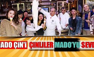 MADO Çin'i, Çinliler MADO'yu sevdi