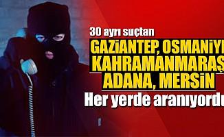Osmaniye'de firari hükümlü yakalandı