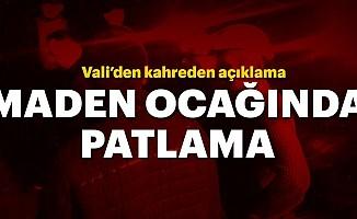 Zonguldak'ta patlamanın meydana geldiği maden ruhsatsız çıktı