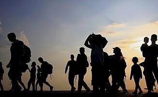 2018'de 4476 Kişi Göç Ederken Öldü