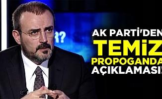 Ak Parti'den temiz propoganda açıklaması!