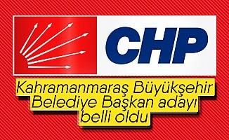 CHP'nin büyükşehir adayı belli oldu!