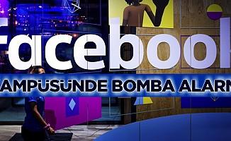Facebookkampüsündebombaalarmı