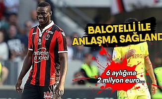 Balotelli'nin yeni takımı...