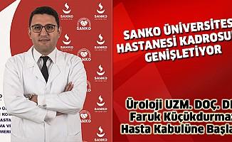 SANKO Üniversitesi Hastanesi Kadrosunu Genişletiyor
