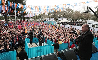 Erdoğan: Biz Sizi Sesinizden Tanırız